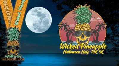 Wicked Pineapple Halloween Half-10K-5K