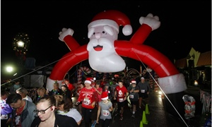 Santa's Twilight 5K - Clermont